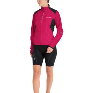 VAUDE Air Pro Jacket Women, vaaleanpunainen/musta vaaleanpunainen/musta