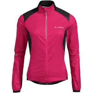 VAUDE Air Pro Jacke Damen pink/schwarz pink/schwarz
