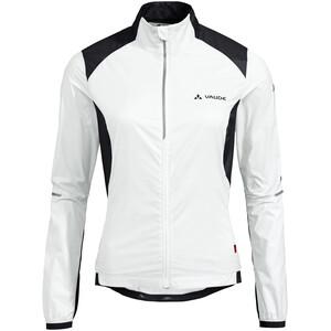 VAUDE Air Pro Jacket Women, blanc/noir blanc/noir