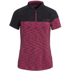 VAUDE Altissimo Camiseta Mujer, rosa/negro rosa/negro