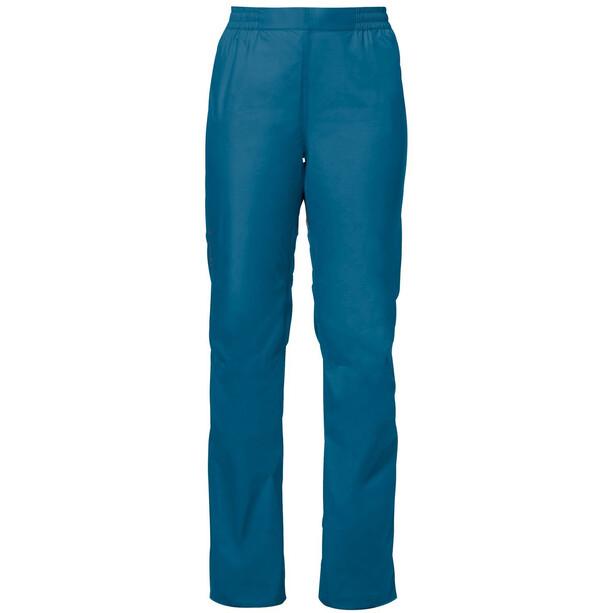 VAUDE Drop II Hose Damen blau