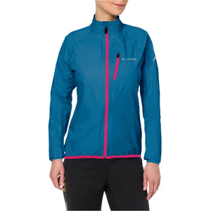 VAUDE Drop III Jacke Damen kingfisher/pink kingfisher/pink