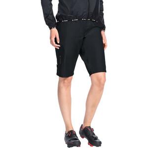VAUDE Drop Shorts Damen black black