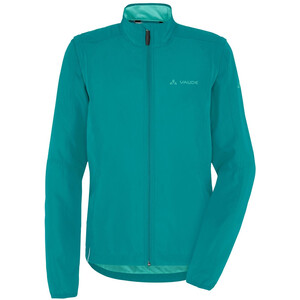 VAUDE Dundee Classic ZO Jacket Women, turquoise turquoise