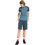 VAUDE Ligure III T-Shirt Damen blue gray