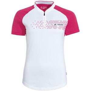 VAUDE Ligure III T-Shirt Damen weiß/pink weiß/pink