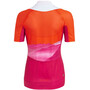 VAUDE Majura II FZ Tricot Women, orange/rose