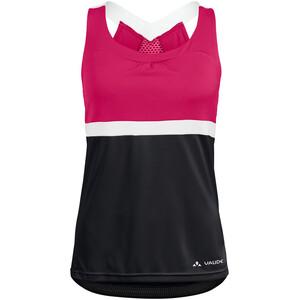 VAUDE Advanced Top Women black/pink black/pink