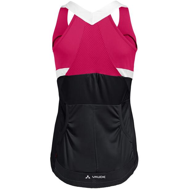 VAUDE Advanced Oberteil Damen black/pink