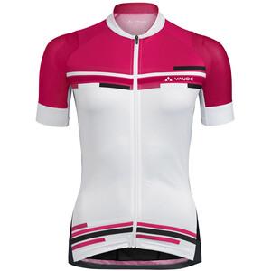 VAUDE Pro III Trikot Damen pink/weiß pink/weiß