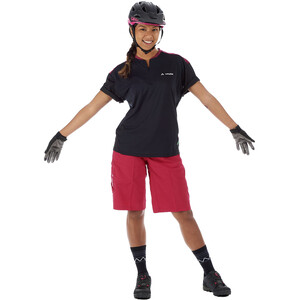 VAUDE Qimsa Shorts Damen crimson red crimson red
