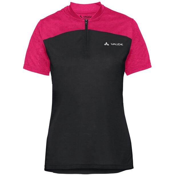 VAUDE Tremalzo IV Shirt Damen black