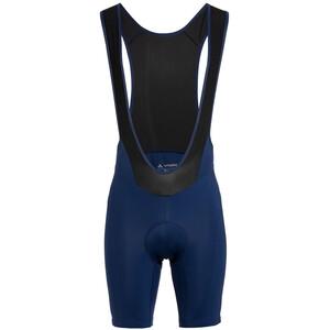 VAUDE Active Spodnie na szelkach Mężczyźni, niebieski niebieski