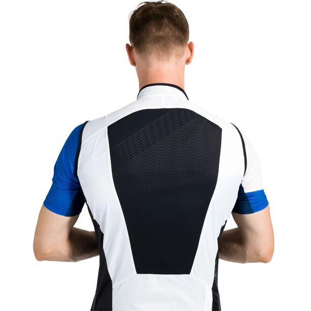 VAUDE Air Pro Vest Men, noir/blanc