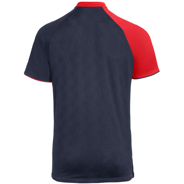 VAUDE Altissimo Shirt Men, rouge