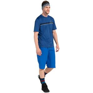 VAUDE Bracket T-Shirt Herren signal blue signal blue