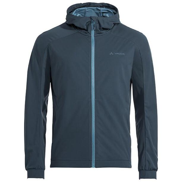 VAUDE Cyclist II Softshell jakke Herrer, blå