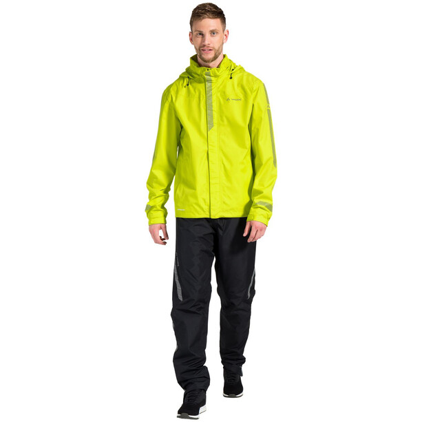 VAUDE Luminum II Pants Men, black