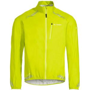 VAUDE Luminum II Performance Jacket Men, jaune jaune