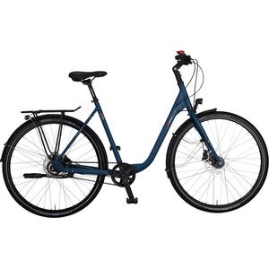 vsf fahrradmanufaktur S-300 Wave Nexus 8-speed FL Disc Gates, bleu bleu