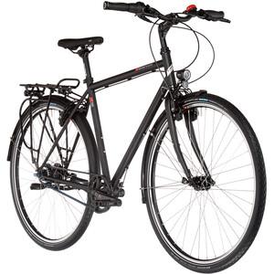 vsf fahrradmanufaktur T-300 Diamant Nexus 8-fach FL Gates HS33 schwarz schwarz