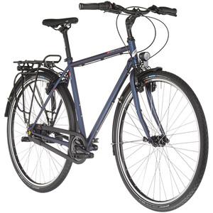 vsf fahrradmanufaktur T-300 Diamond Nexus 8-speed Premium FL HS33, bleu bleu