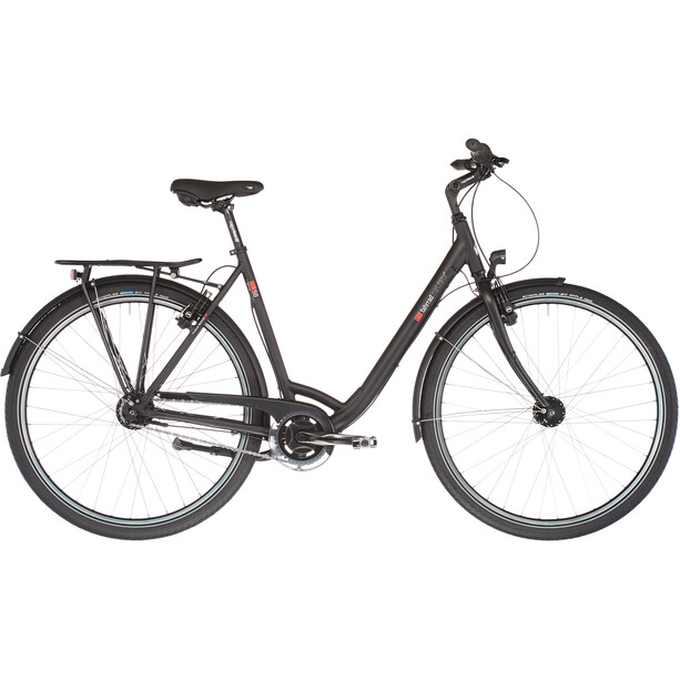 vsf fahrradmanufaktur T-50 Wave Nexus 8-speed FL HS11, noir