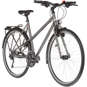 vsf fahrradmanufaktur T-700 Anglais Deore XT 30-speed H22 grå grå