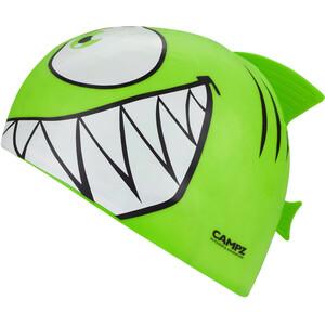 CAMPZ Swimming Cap Kids, zielony zielony
