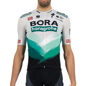 Sportful Team Bora-HG Bodyfit Trikot Herren green gray green gray