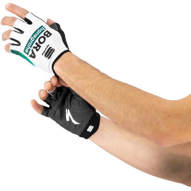 Sportful Team Bora-HG Race Gloves, gris/noir
