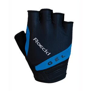 Roeckl Itamos Handschuhe schwarz/blau schwarz/blau