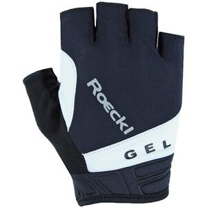 Roeckl Itamos Handsker, sort/hvid sort/hvid