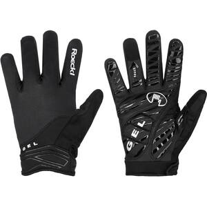 Roeckl Mori Handschuhe schwarz schwarz