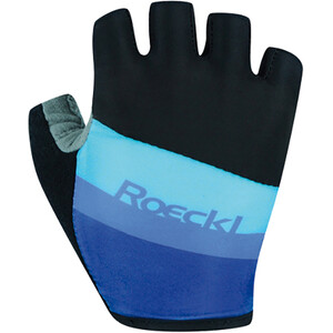 Roeckl Ticino Handschuhe Kinder schwarz/blau schwarz/blau