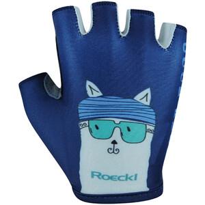 Roeckl Trentino Handskar Barn blå blå