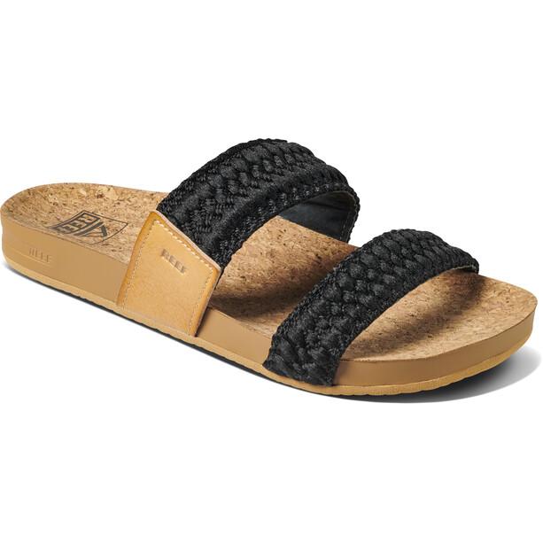 Reef Cushion Vista Thread Sandalen Damen schwarz/braun