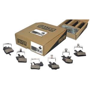 GALFER BIKE Saving Pack Standard Bremseklodser 30 sæt til AVID X0 Trail 7/9/Guide R/RS/RSC//Ultimate/SRAM Guide/G2