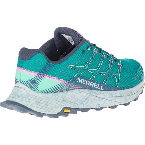 Merrell Moab Flight Shoes Women, vert