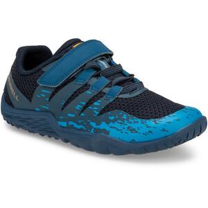 Merrell Trail Glove 5 A/C Zapatillas Niños, azul azul