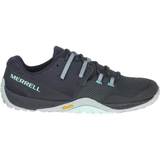 Merrell Trail Glove 6 Schuhe Damen schwarz