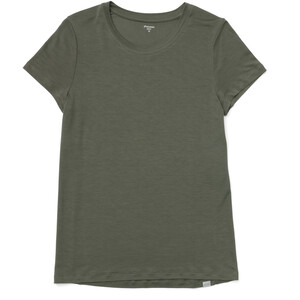 Houdini Tree T-Shirt Damen oliv oliv