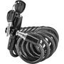 ABUS 3506K Spiralkabelschloss black