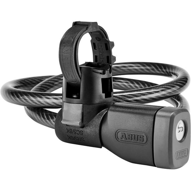 ABUS 6412K SCMU Cable Lock, noir