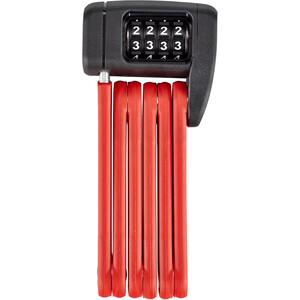 ABUS Bordo Lite Mini 6055C/60 Viklås röd röd