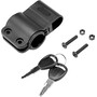 ABUS Ultra Mini 410/150HB180 SH34 Bügelschloss mit Cobra 10/121 schwarz/grün