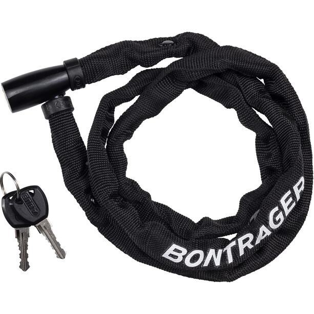 Bontrager Comp Kabelschloss mit Schlüssel Ø4mm black