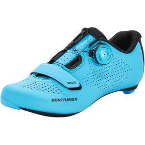 Bontrager Velocis Rennradschuhe Damen blau/weiß blau/weiß