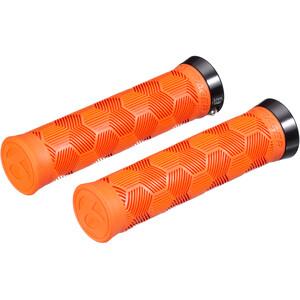 Bontrager XR Trail Elite Recycelte Kunststoff Griffe orange orange