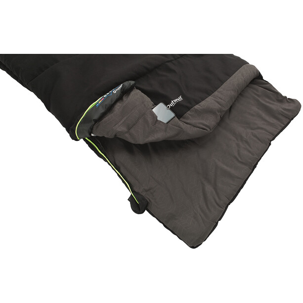 Outwell Celebration Lux Schlafsack black